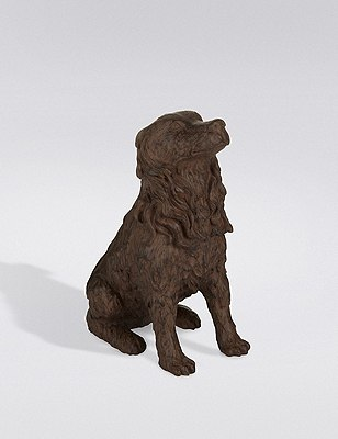 Resin Dog Object, , catlanding
