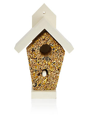 Bird Seed House, , catlanding