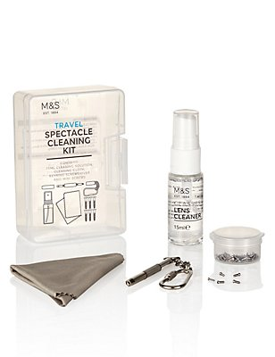 Essentials Glasses Cleaning Kit, , catlanding