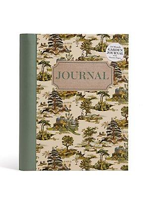Garden Journal, , catlanding
