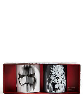 Star Wars™ Shaped Mug Set, , catlanding