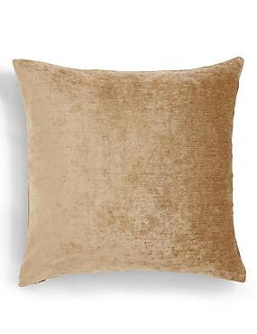La Perla Cushion, ANTIQUE GOLD, catlanding