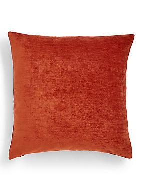 La Perla Cushion, TERRACOTTA, catlanding