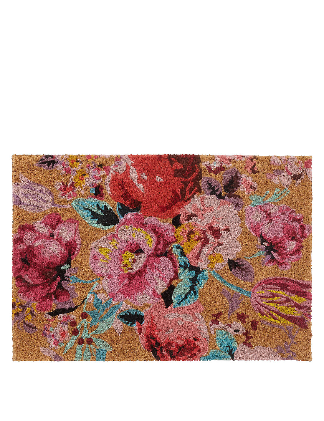 Floral Doormat | M&S