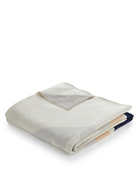 Conran Knitted Throw