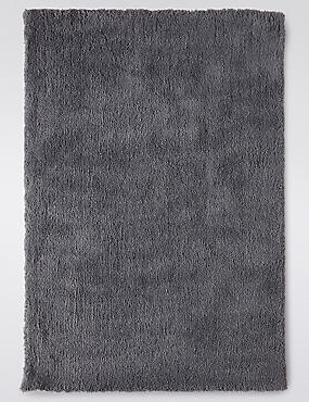 Supersoft Rug, CHARCOAL, catlanding