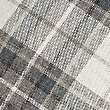 Checked Cushion, GREY, swatch