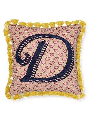 Alphabet Cushion D, , catlanding