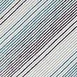 Stripe Cushion, DUCK EGG, swatch