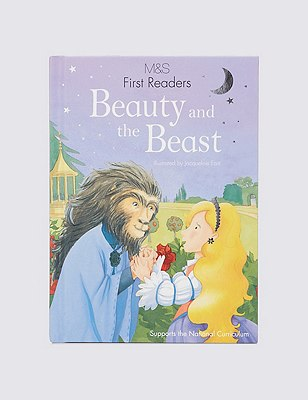 First Readers Beauty & The Beast Book, , catlanding
