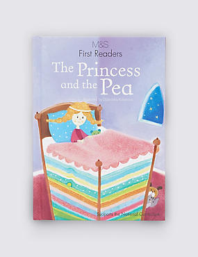 First Readers The Princess & The Pea Book, , catlanding