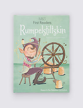 First Readers Rumpelstiltskin Book, , catlanding