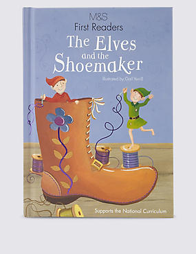 First Readers the Elves and the Shoemaker Book, , catlanding