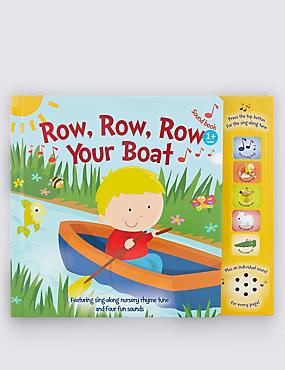 Row Row Sound Book, , catlanding
