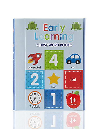 Early Learning Board Books Home