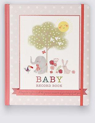 Baby Record Book, , catlanding