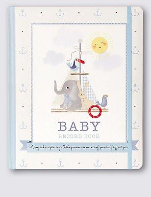 Blue Baby Book, , catlanding