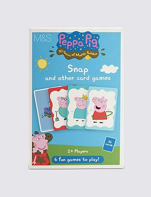 Peppa Pig™ Snap & Other Card Games, , catlanding