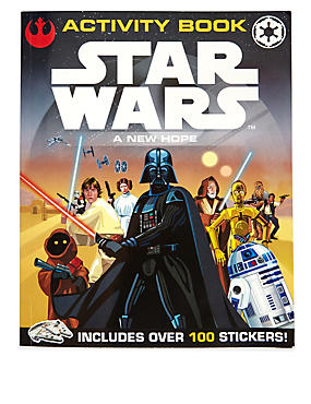 Star Wars™ New Hope Activity Book