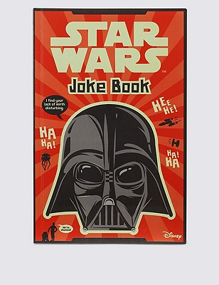Star Wars™ Joke Book, , catlanding