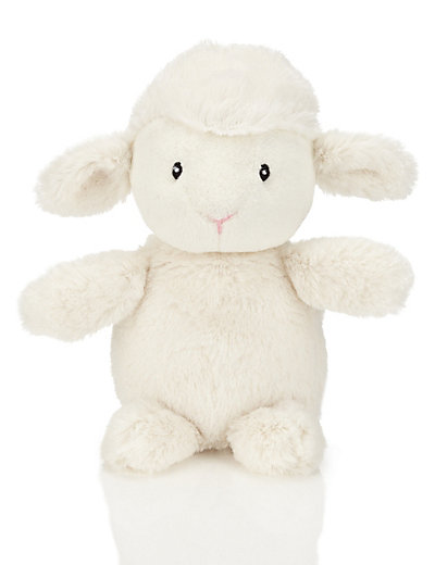 Lamb Soft Toy Home