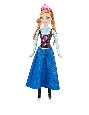 Disney Frozen Anna Doll (29cm), , catlanding
