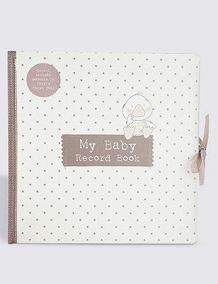 Baby Book, , catlanding