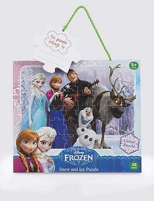Disney Frozen Puzzle, , catlanding