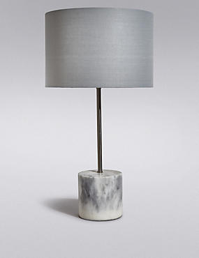 Freya Shaded Table Lamp, , catlanding