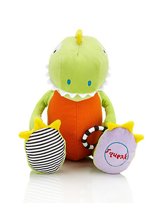 T-Rex Soft Toy Home