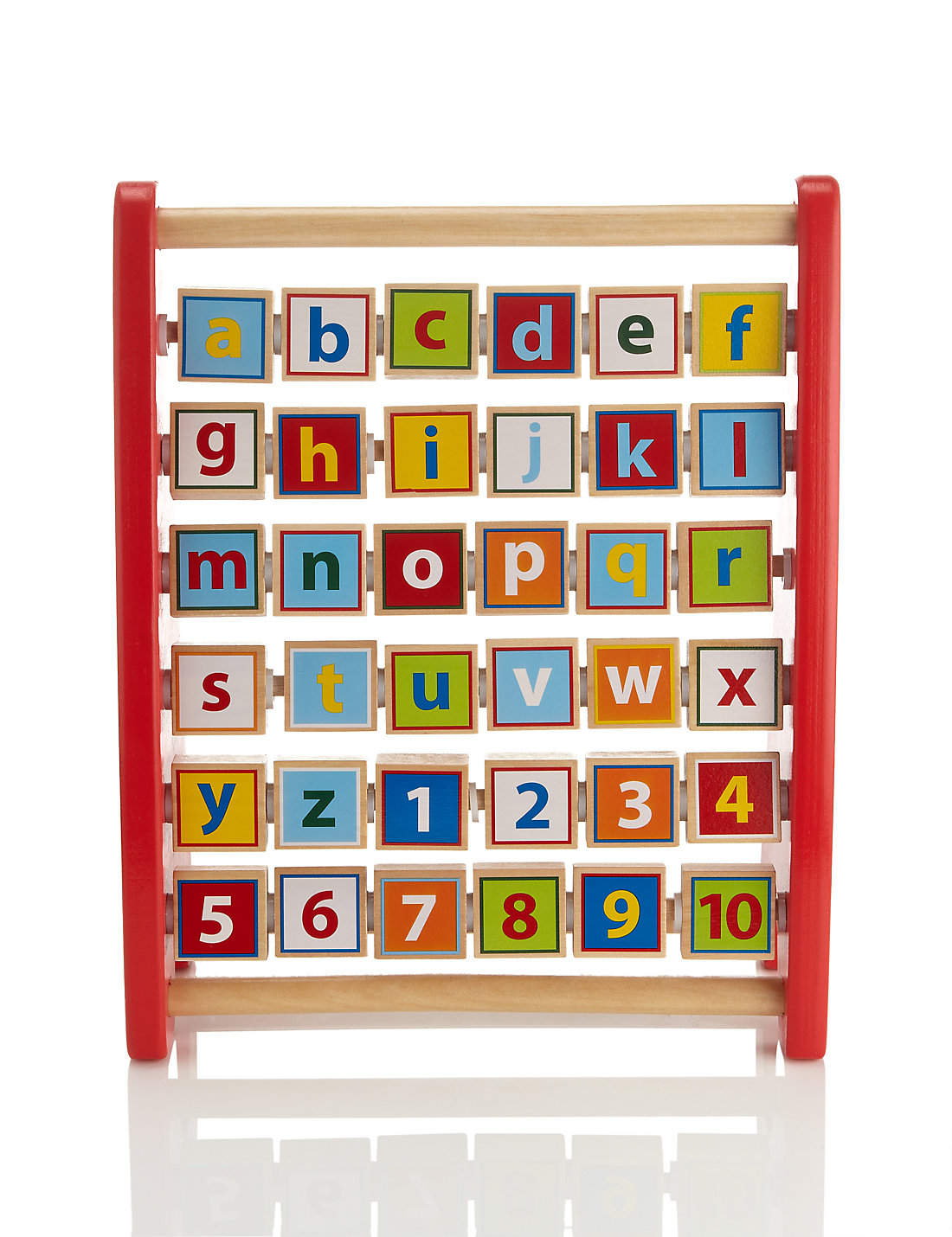 Abacus Wall Art Alphabet Abacus Ms