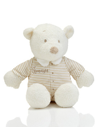 Sleeptime Bear Soft Toy Home