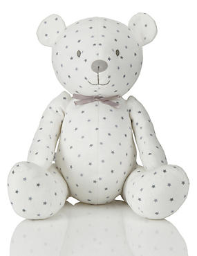 Jersey Bear Soft Toy