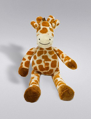 Small Giraffe Toy, , catlanding