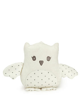 Reversible Owl Soft Toy
