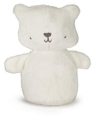 Bear Rattle Soft Toy, , catlanding