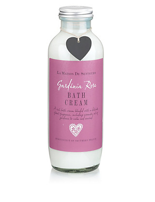 Gardenia Rose Bath Cream 400ml Home