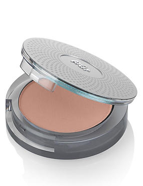 4-in-1 Pressed Mineral Make Up Compact 8g, LIGHT, catlanding