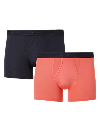 2 Pack Microskin Trunks Clothing
