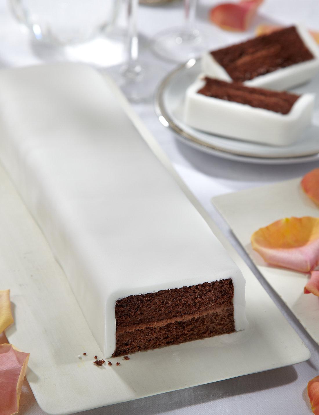 Wedding Cutting Bar Cake