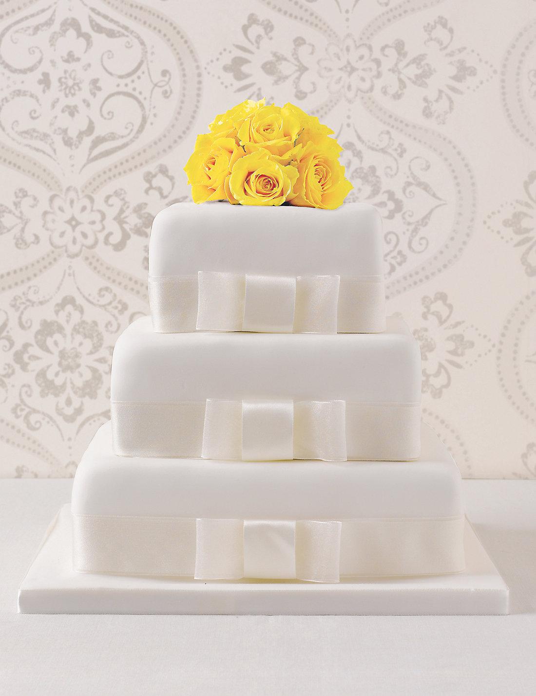 3 tier elegant chocolate wedding cake ms 3 tier elegant chocolate wedding cake junglespirit Choice Image