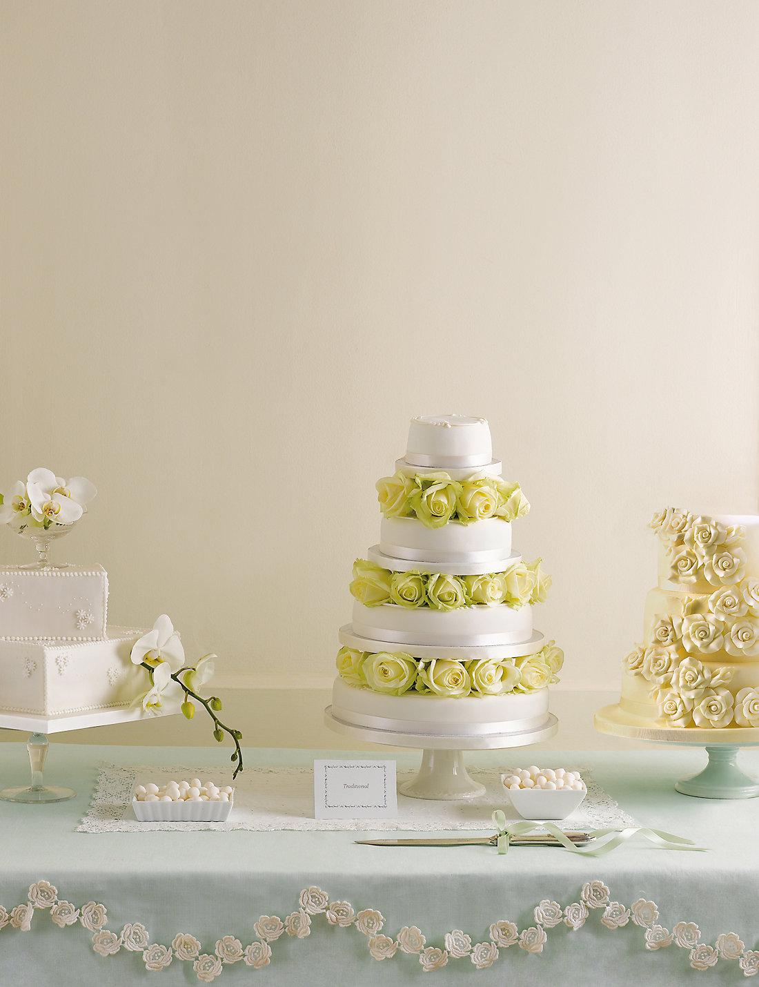 8 White Pillars Dowels Wedding Cake Accessories M S