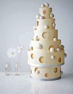 bauble chocolate wedding cake m s. Black Bedroom Furniture Sets. Home Design Ideas