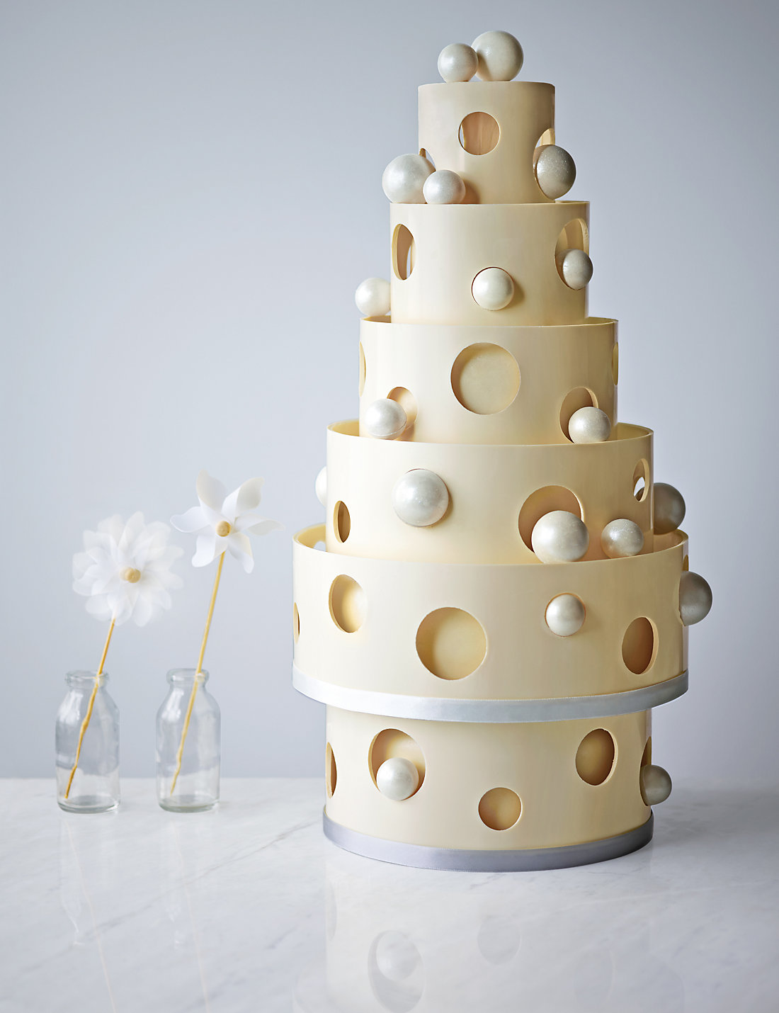 Fantastic Wedding Cake M&s Festooning - The Wedding Ideas ...