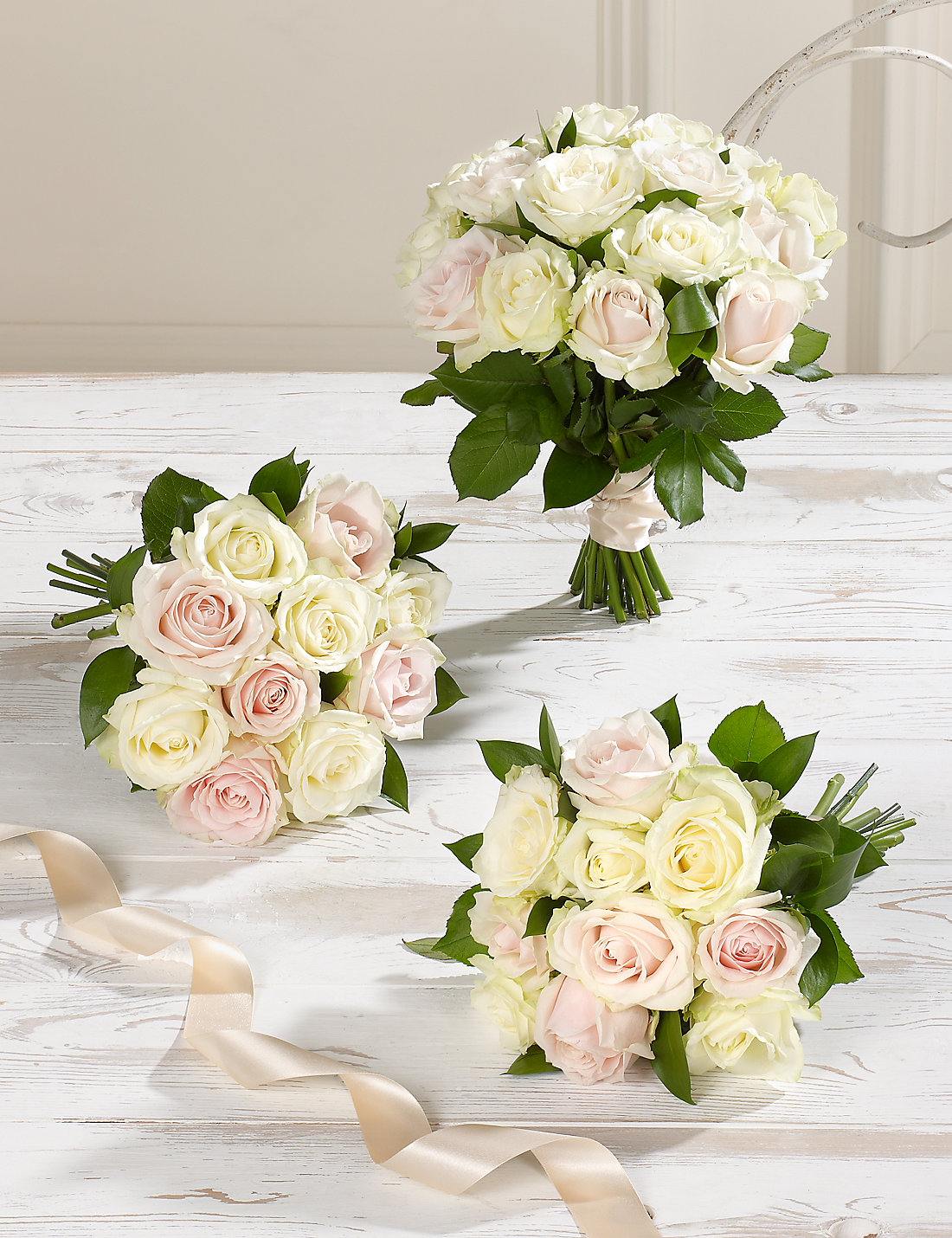 white  pink luxury rose wedding flowers  collection   ms, Beautiful flower