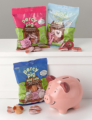 Percy Pig Gift Set Hampers