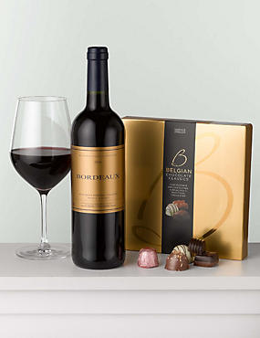 Bordeaux & Chocolates