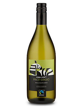 Zebra View Pinot Grigio - Case of 6