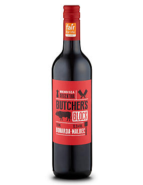 Butchers Block Bonarda- Malbec - Case of 6