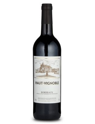 Haut-Vignoble Bordeaux 2014 France